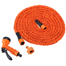 The best inexpensive expandable rubber 100ft garden water hoses with BSCI certificate