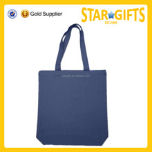 China online shopping simple style promotional cotton carry bag