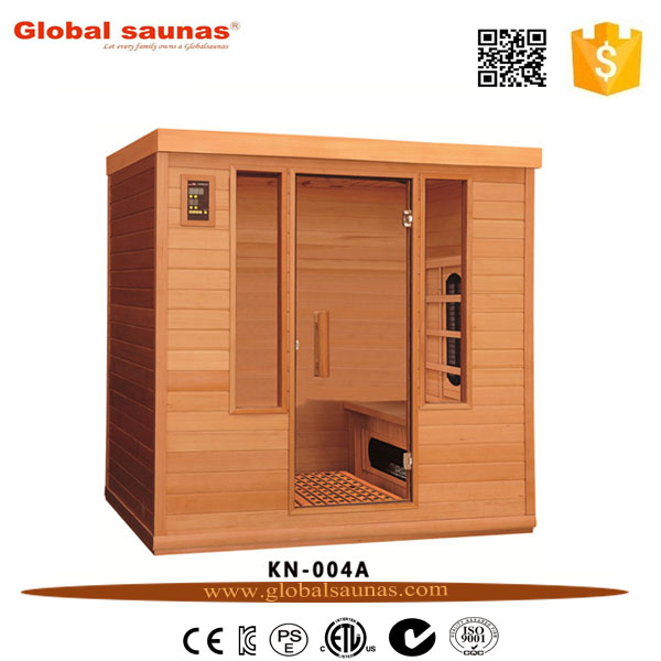 4 Person infrared spa capsule for saleKN-004A