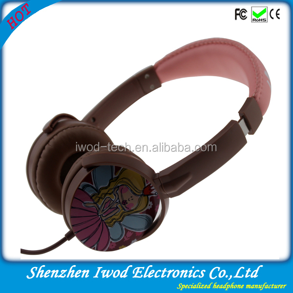 Buy cheap gift headphone China fancy lightweight earphone headphone promotional gift