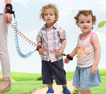 2017 Kids Toddlers Walking Baby Safety Harness Anti-lost Strap Wrist leash