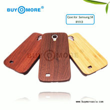 100% Nature Wood Cover for Samsung Galaxy s4 ,back cover for samsung galaxy s4