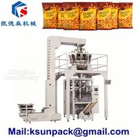 A Set Of Automatic Pulse Packing Machine KDS-420SC