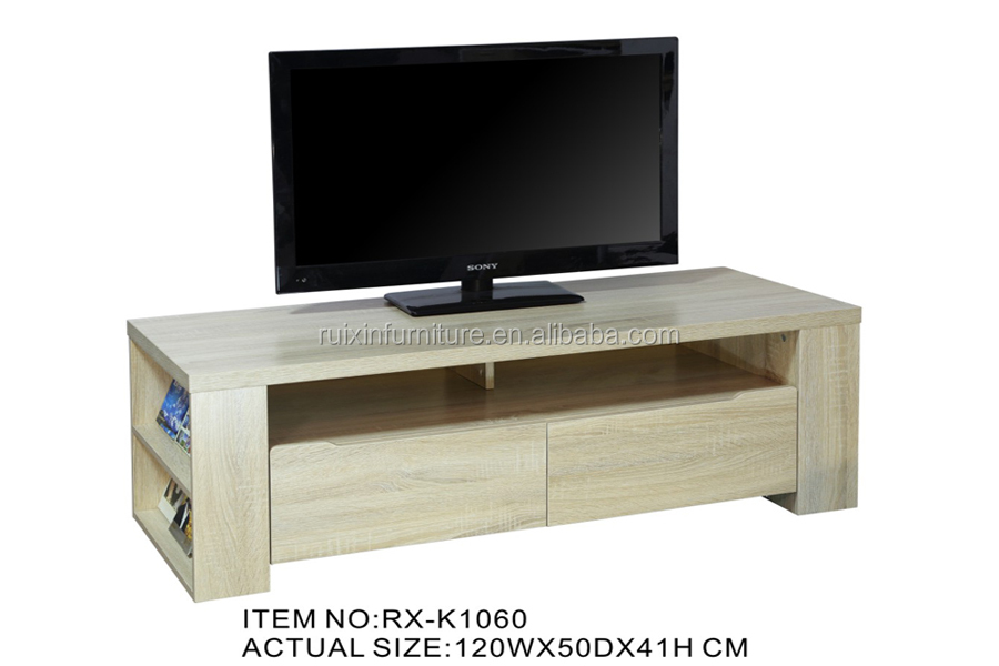 OAK modern wood lcd TV cabinet RX-K1060
