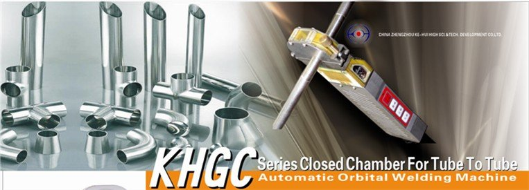 KHGC pipe welder, auto welding machine and pipe welding equipment