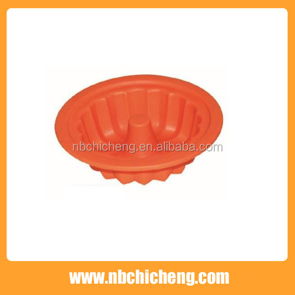 Silicone Pumpkin Shape Cake Mold Pumpkin Muffin Mini Baking Pan