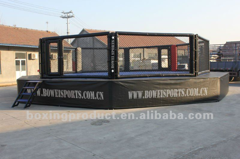 Professional Event Series MMA Cage meet to UFC, GMC Rules