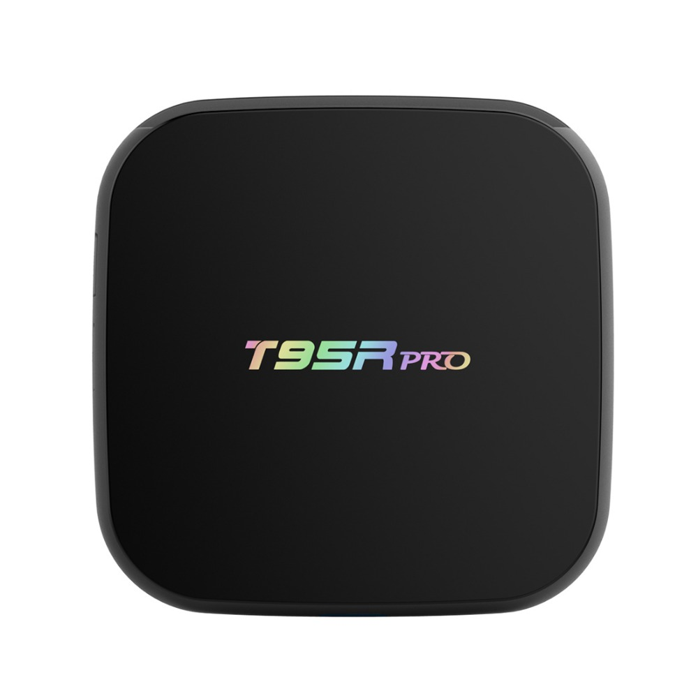Direct tv set top boxT95R PRO Android 6.0 Amlogic S912 2G 16G dual wifi 4k 2017 android tv box