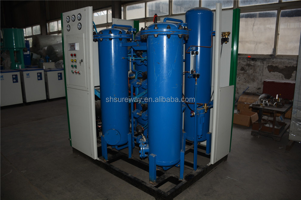 PSA Oxygen, Nitrogen Production System in Container