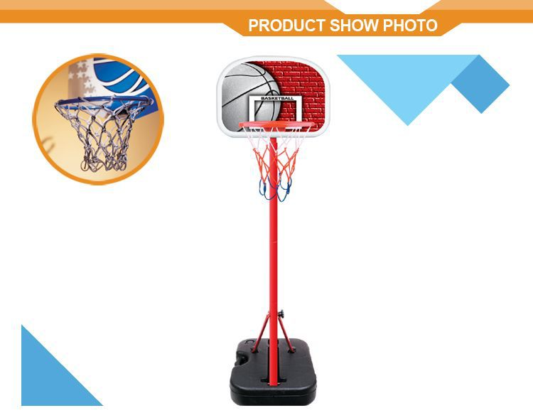 166CM Height kids basketball set play