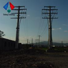 500kv power china suppliers electricity transmission line tower 30ft steel pole