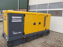 2015 China 100kva Generator QAS100 Atlas Copco Generator Portable Silent Diesel for sale