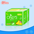 Only's new 100% cotton OEM Brand Ladies Panty Liner