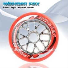 HOT!inline skate wheel 90mm,speed skate wheel,PU wheel