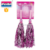 toys for girls cheering products colorful cheering pompoms