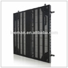 Ultra slim background led curtain screens led moving message display sign