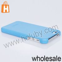 HOCO Duke Series Genuine Leather Back Case For iPhone 5 5S