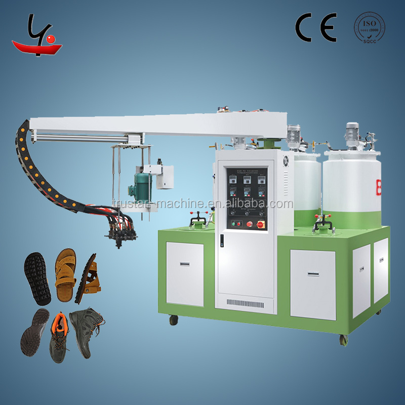 JG -801 PU Shoe Making Machine