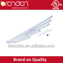 T5 slim fluorescent lighting fixture with UL CUL