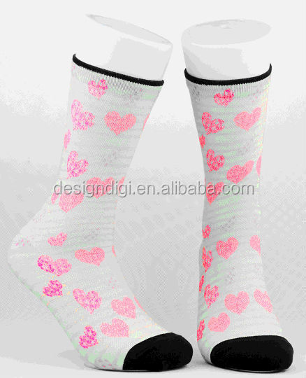Men's and Women's Half Terry Bamboo Sports Socks