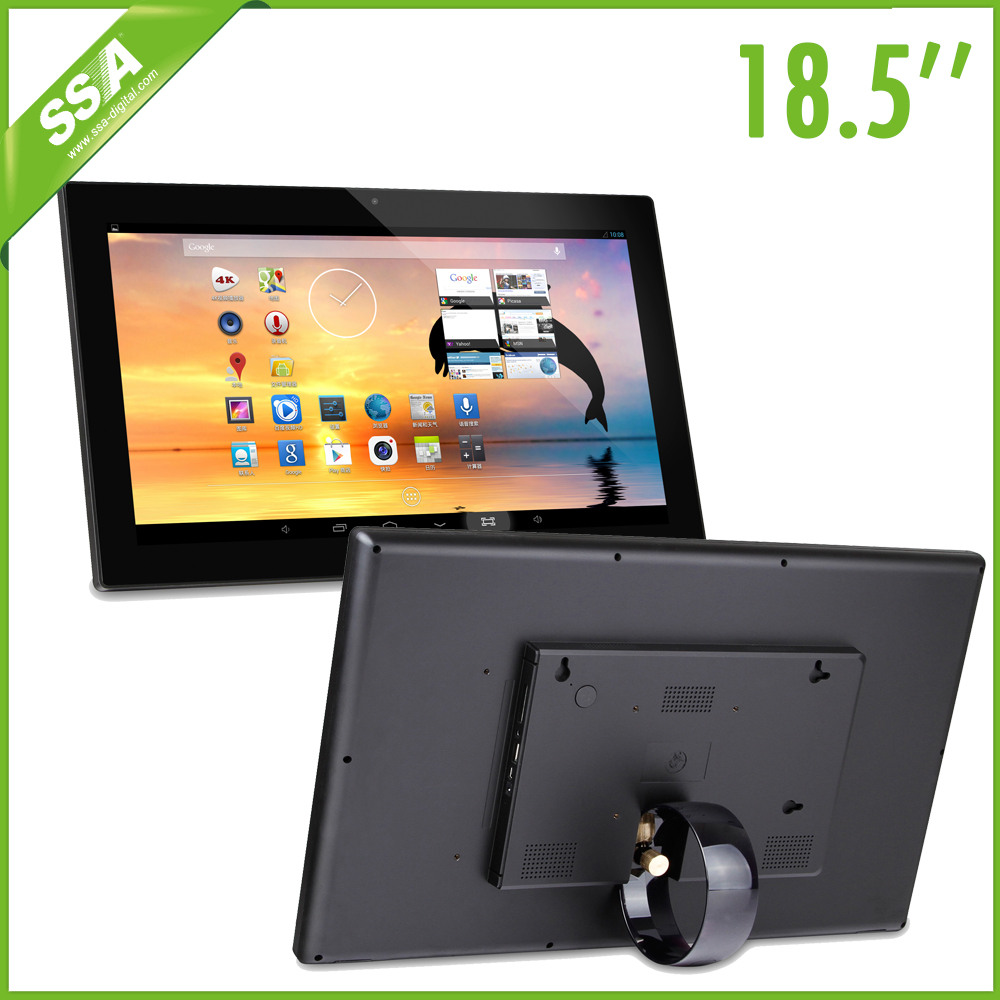 Universal tablet flip cover 18.5 inch keyboard case for android tablet
