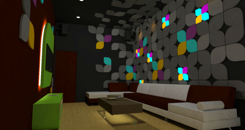 design interior for commerical