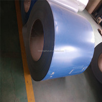 PPGI Steel Sheet in Coil CGCC color coated galvanized steel coil / color steel precoated sheet in coils ppgi