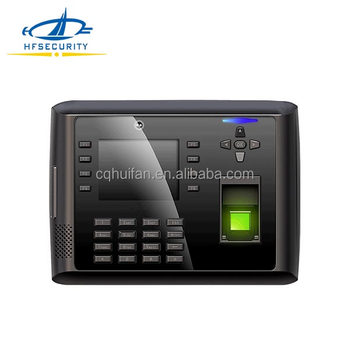 Professional English distributors 3g employee biometric time attendance iclock700