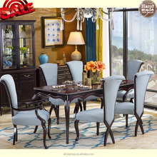 High quality home <strong>furniture</strong> wood top dining table set- MC02