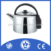 Modern Design European Electric Small Tea/Water Kettle - Strix Control, CE CB