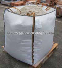 pp jumbo bag big bag for packing mineral rock 100% virgin resin made in China