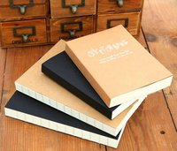 Simply design Sketch book notebook notepad