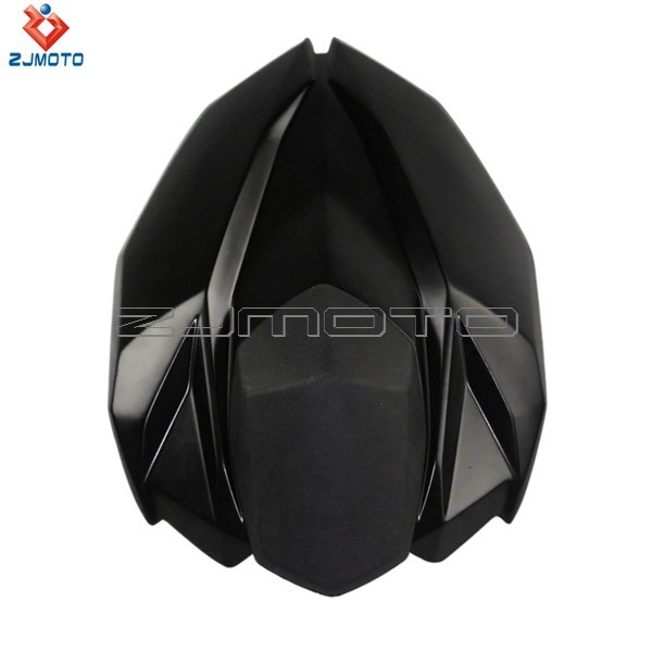 Pillion Rear Seat Cover Cowl For 2012 2013 Z800 Z 800 Carbon Back New
