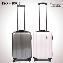 Latest style 3 pieces set PC trolley travel house luggage