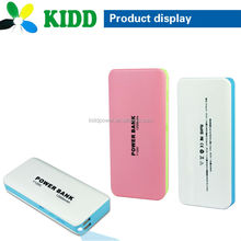 Kidd 5 volt rechargeable battery pack power bank charger for samsung/htc ect