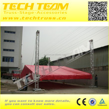 Box truss display square box truss for use
