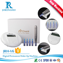 ce certification korea digital permanent makeup kit machine for microblade eyebrows lip beauty