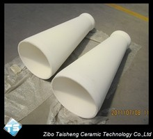 High quality materials alumina ceramic cone