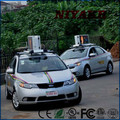 3G/WIFI/GPS/USB Mobile xxx Video Wireless Outdoor Taxi Roof Top Advertising Screen