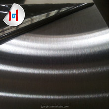 430 no. 4 brushed finish stainless steel sheet