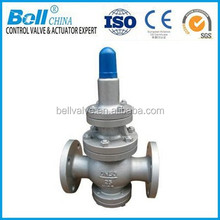 Adjustable Piston Pressure Reducing Valve for Water