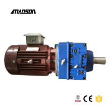 R Series Type Helical Gear Motor Box For Conveyor
