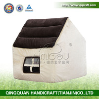 flat roof dog house & dog house cage & dog bed wholesale