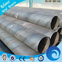 SPIRAL STEEL PIPE DISTRIBUTORS AND WALL THICKNESS