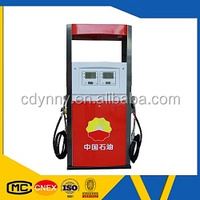 Stainless steel compressed natural gas dispenser