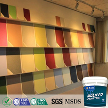 Various Colors Latex Paint for Interior Walls