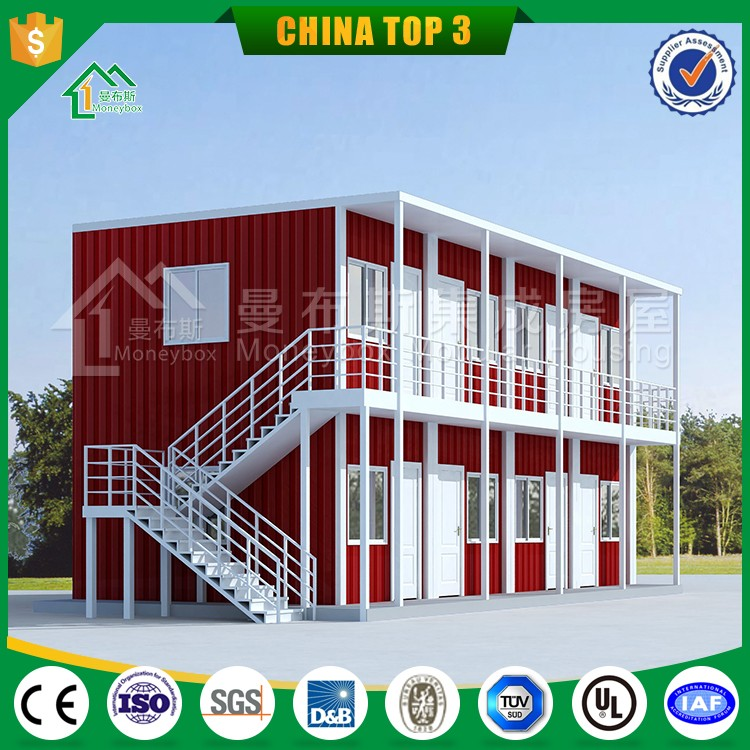 Nigeria prefab home container office for sale/ 20ft prefabricated container house / foldable office container