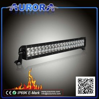 tough shenzhen aurora 20inch led light bar / quad row led light bar