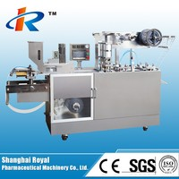 DPB-140 Small Automatic Flat Plate Tablet Blister Packing Machine Price