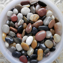 HS-PE01A hanse floor best design colored gravel for landscaping